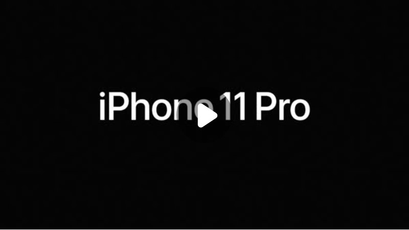 iPhone 11 Pro 真机上手视频!-爱尖刀